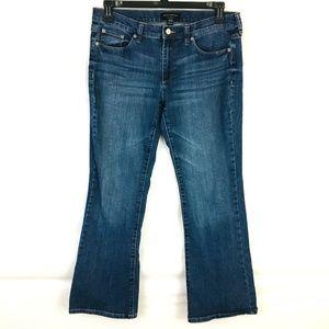 Banana Republic Factory Slim Bootcut Jeans 30/10